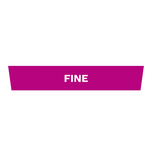 FINE painike